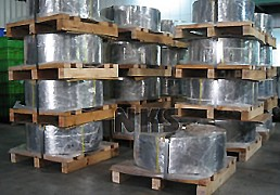 Steel Strip Coil (Ribbon-Wound / Oscillated-Wound) 鋼(帶)捲